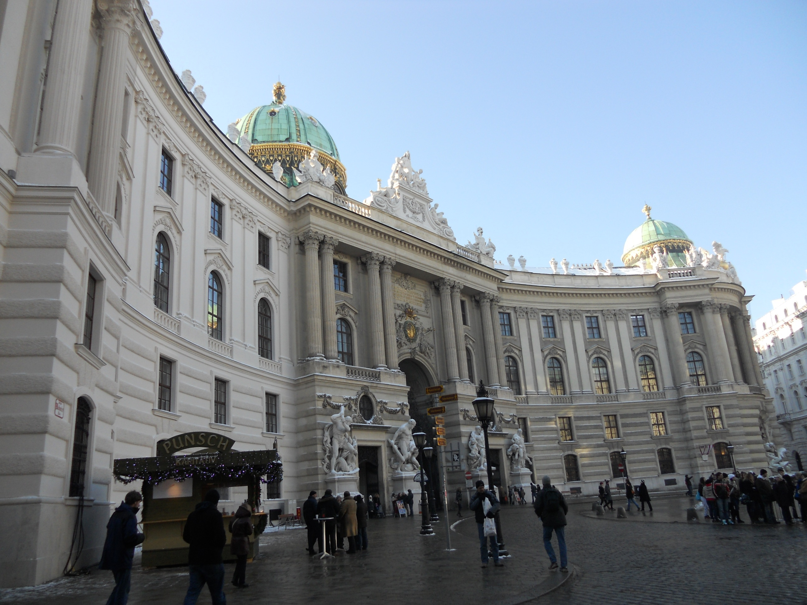 Living the expat life in Vienna, from an American's perspective.